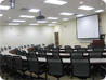picture of classroom after equipment has been installed